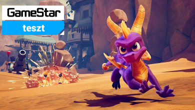 Spyro Reignited Trilogy teszt - gyereksárkány, és rögtön háromszor