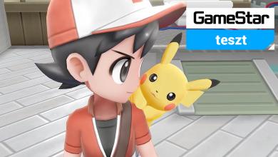 Pokémon: Let's Go, Pikachu/Eevee! teszt - csak te és én, mi győzünk a legvégén