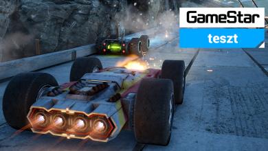 GRIP: Combat Racing teszt - felejtsd el a szabályokat, nem lesz rájuk szükség