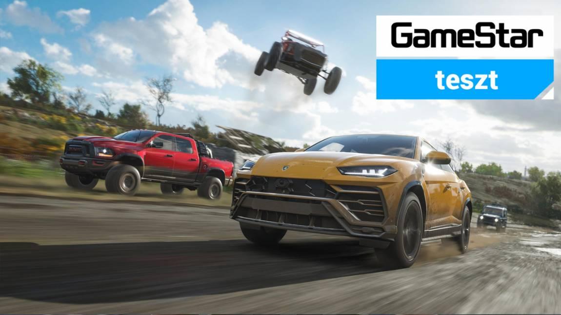 Forza Horizon 4 - Fortune Island teszt - a kincses sziget, ami egy kincs bevezetőkép