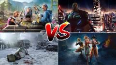 Szavazz: szerinted melyik, pénteken megjelenő játékból fogy majd a legtöbb? kép