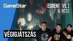 Resident Evil 2 végigjátszás 6. rész - mi az ott?! kép