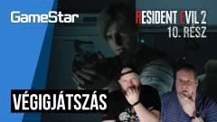 Resident Evil 2 végigjátszás 10. rész - a végső leszámolás kép