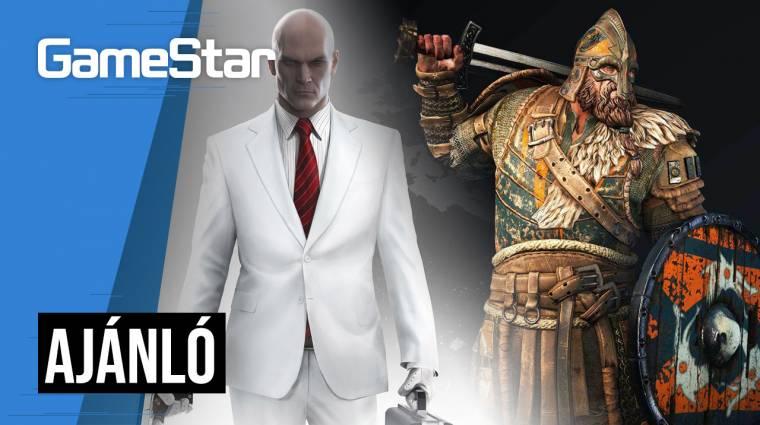 Lovagok és bérgyilkosok ajándékba - PlayStation Plus 2019 február bevezetőkép