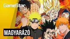 5 anime/manga, amit feltétlenül ismerj meg, mielőtt belevágsz a Jump Force-ba! kép