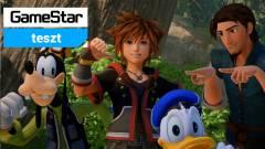 Kingdom Hearts III teszt - van szíve kép