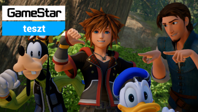 Kingdom Hearts III teszt – van szíve