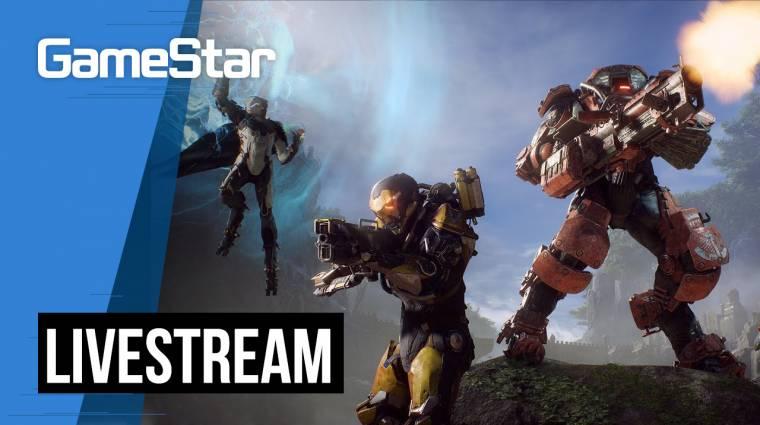 Ezért halt meg a Mass Effect? - Anthem Livestream bevezetőkép