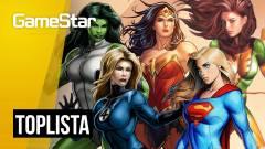 TOP 10 női szuperhős, akiket mindenkinek ismernie kell kép