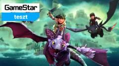 Dragons: Dawn of New Riders teszt - nem csak a gyereknek lesz jó kép