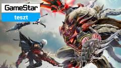 God Eater 3 teszt - óriás kardok szelik a még nagyobb szörnyeket kép