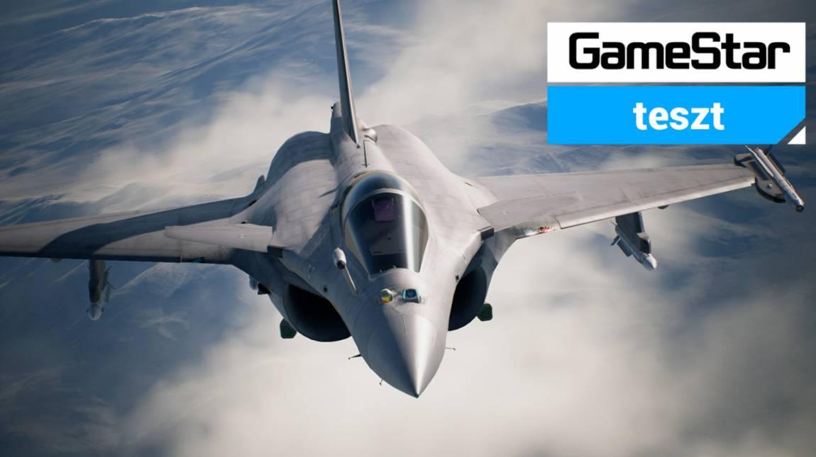 Ace Combat 7: Skies Unknown teszt - szabad a felszállómező és a légtér előttem bevezetőkép