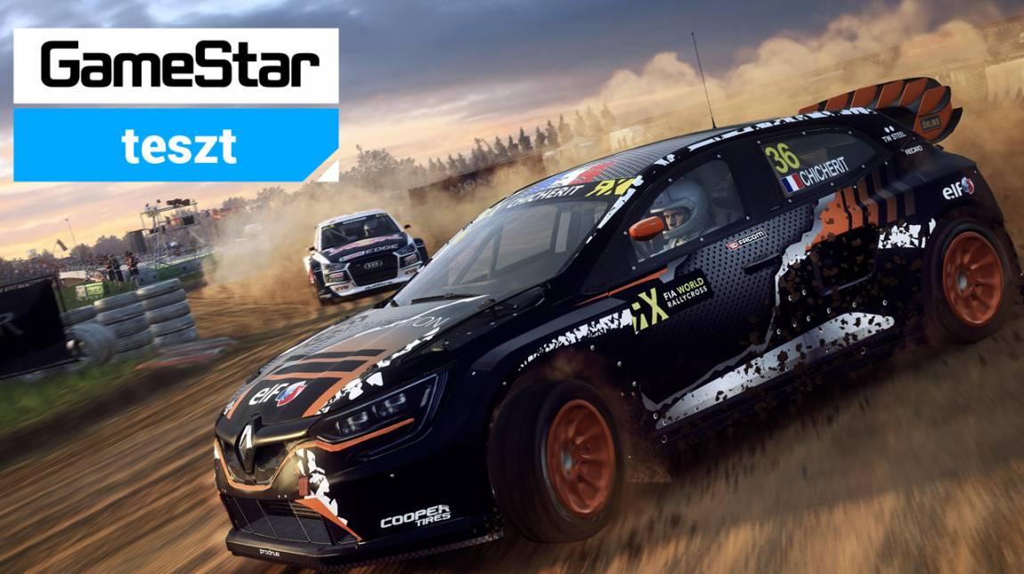 DiRT Rally 2.0 teszt - még mindig a rali a király bevezetőkép