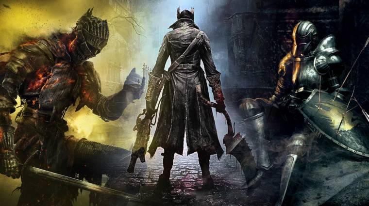 Szavazz: szerinted melyik a legjobb Soulsborne játék? bevezetőkép