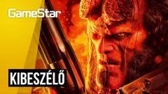 Agyatlan film rengeteg agyvelővel - Hellboy kibeszélő kép