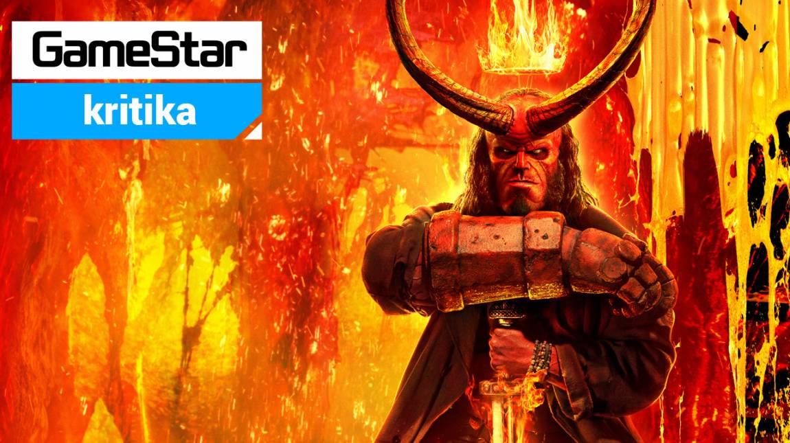 Hellboy kritika - vérben és belekben gazdag, történetben szegény bevezetőkép