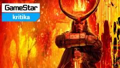 Hellboy kritika - vérben és belekben gazdag, történetben szegény kép
