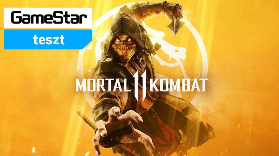 Mortal Kombat 11 teszt - hibátlan győzelem bevezetőkép