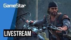 Days Gone Livestream - motorozunk egy órácskát kép