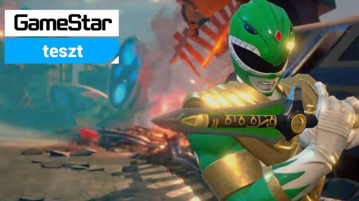 Power Rangers: Battle for the Grid teszt - ezt még Zordon se bírná bevezetőkép