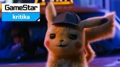 Pokémon – Pikachu, a detektív kritika - most nem várt ránk győzelem kép