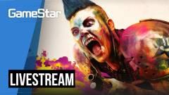 Rage 2 Livestream - világvége rózsaszínben kép