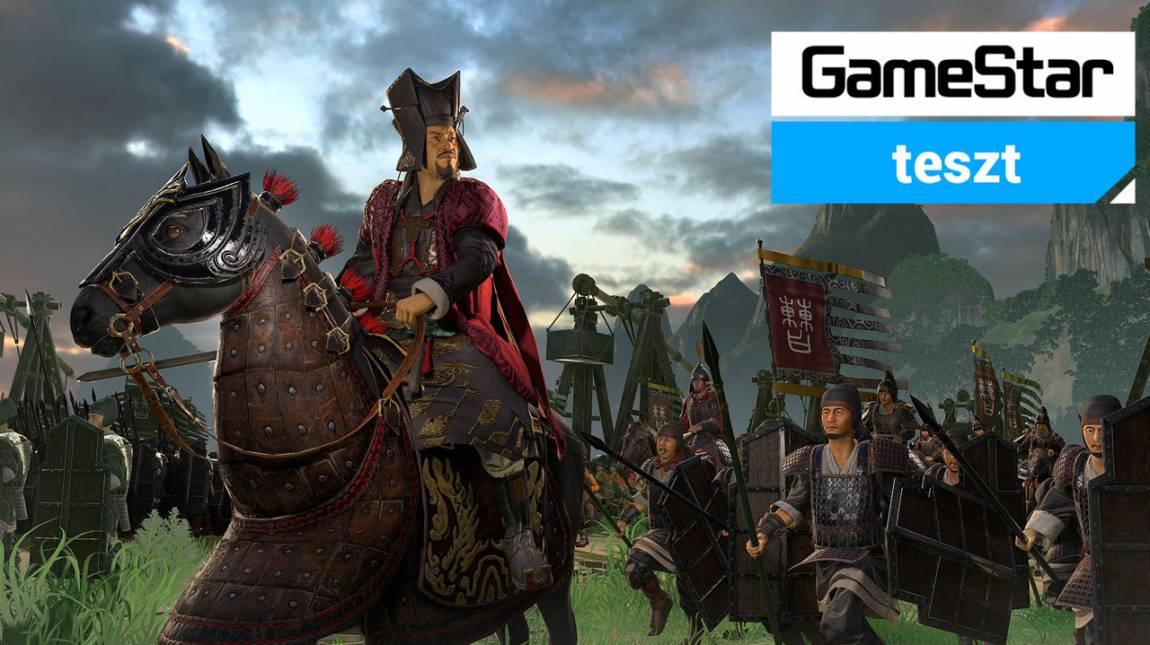 Total War: Three Kingdoms teszt - tizenkét dühös ember bevezetőkép