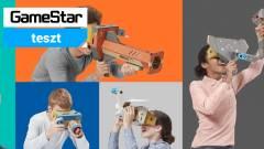 Nintendo Labo Toy-Con 04: VR Kit teszt - már megint ezt hajtogatjuk kép