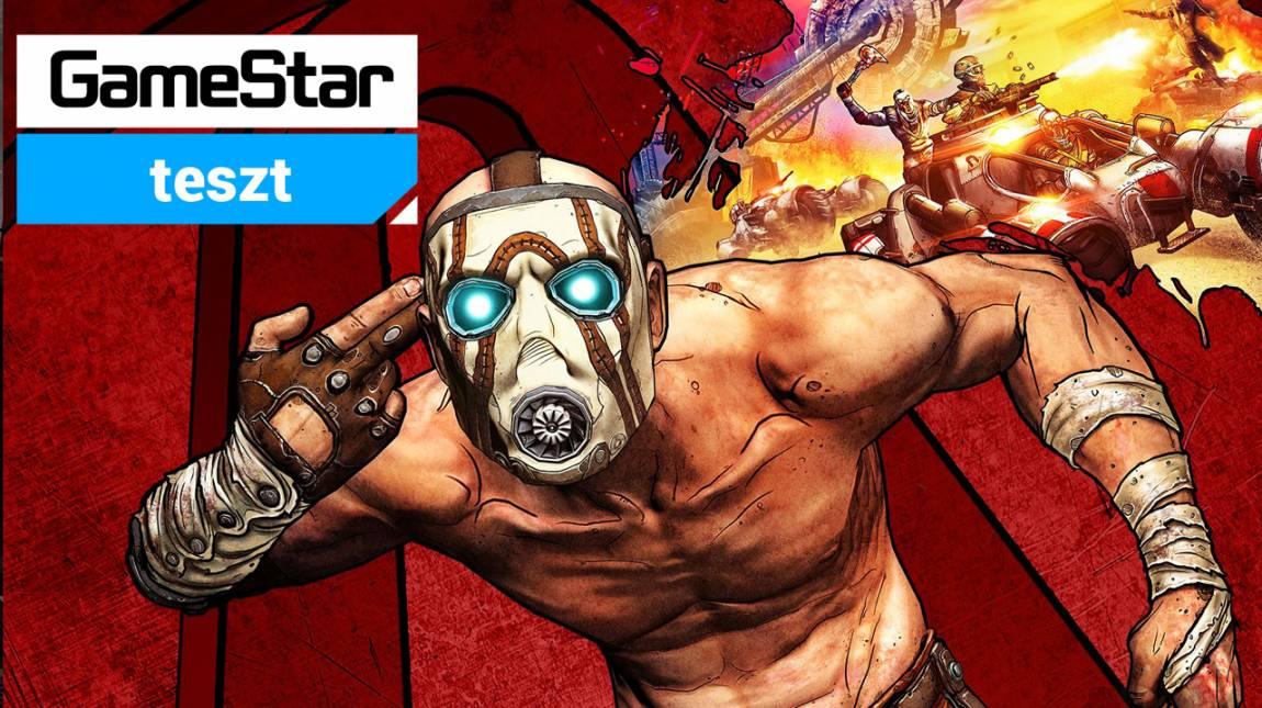 Borderlands: Game of the Year Edition teszt - felrázva, nem keverve bevezetőkép