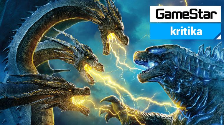 Godzilla II - A szörnyek királya kritika - meghalt a király bevezetőkép
