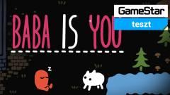 Baba is You teszt - a nyúlon és prekoncepciókon túl kép