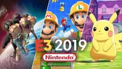 E3 2019 - mit várhatunk a Nintendótól? kép