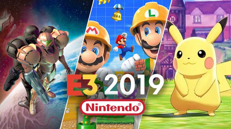 E3 2019 - mit várhatunk a Nintendótól? bevezetőkép