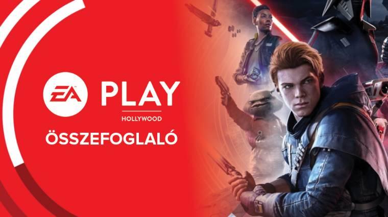 EA Play sajtókonferencia összefoglaló bevezetőkép