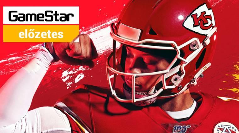 Madden NFL 20 előzetes - minden a szupersztárokról szól! bevezetőkép