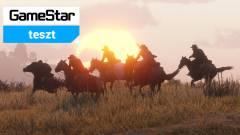 Red Dead Online teszt - a vadnyugat a lehetőségek földje kép