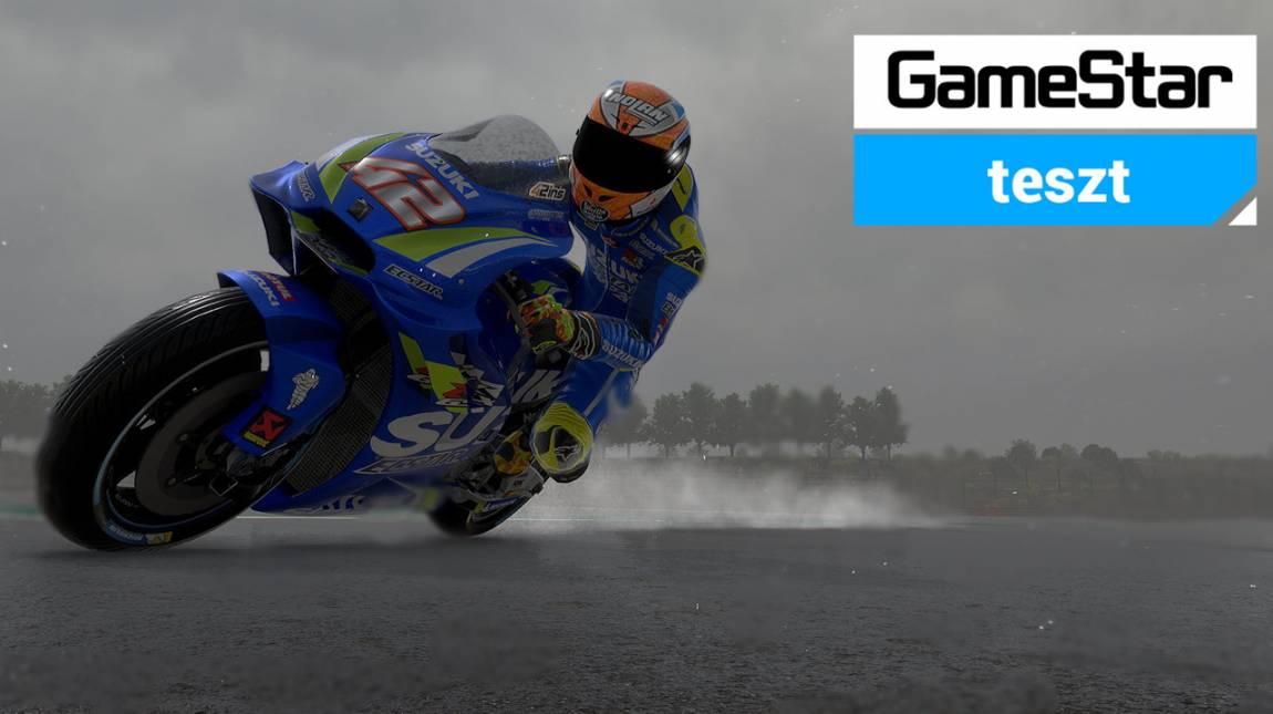 MotoGP 19 teszt - versenyke, de okosan bevezetőkép