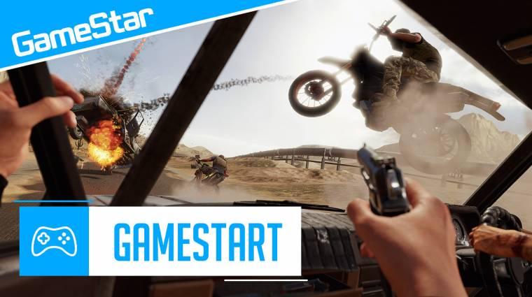 Blood & Truth GameStart - térdig V(é)R-ben gázolva bevezetőkép