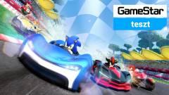 Team Sonic Racing teszt - süni és barátai kép