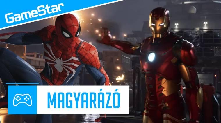 Marvel Videojátékos Univerzum magyarázó - van rá esély, vagy már most felejtsük el? bevezetőkép