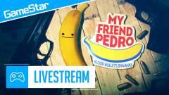 Max Payne beájulna - My Friend Pedro Livestream kép