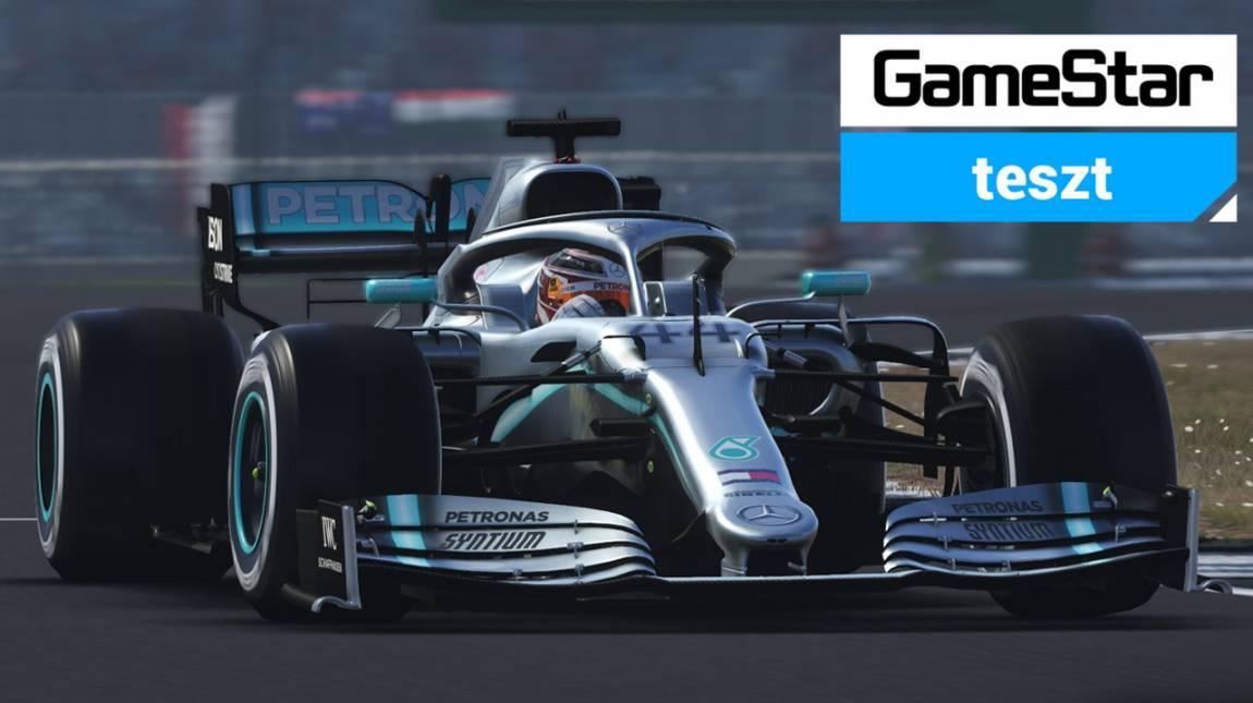 F1 2019 teszt - senki sem az F1-ben kezdi bevezetőkép