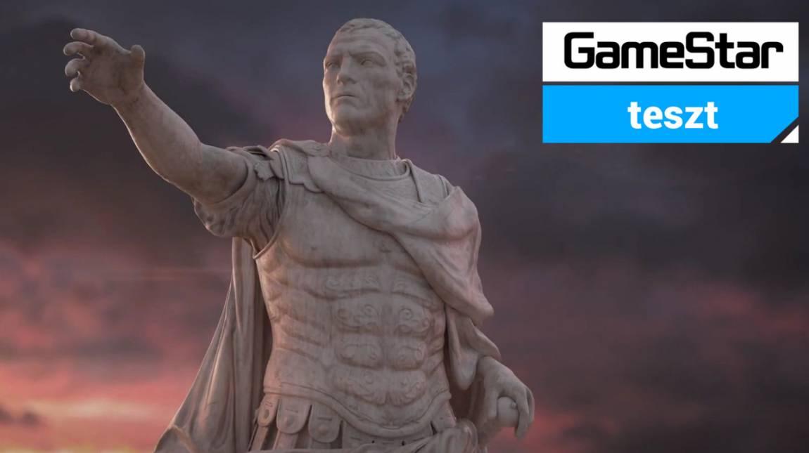 Imperator: Rome teszt - a virtuális birodalmak sem egy nap alatt épülnek bevezetőkép