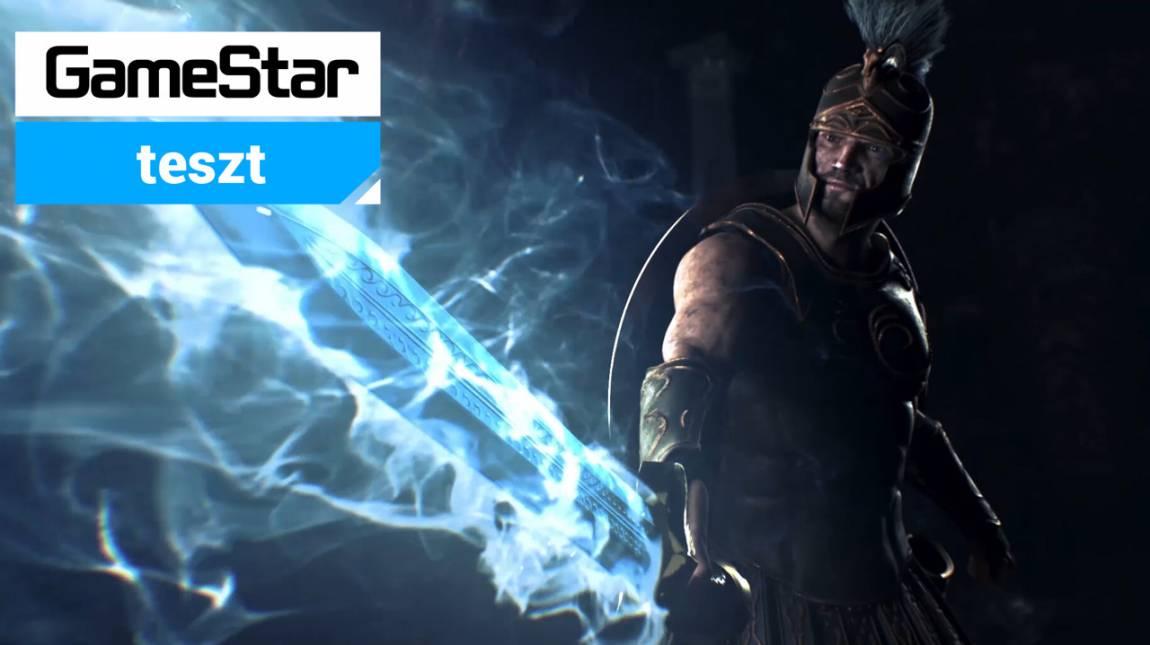 Titan Quest: Atlantis teszt - tüzet a víz alá bevezetőkép