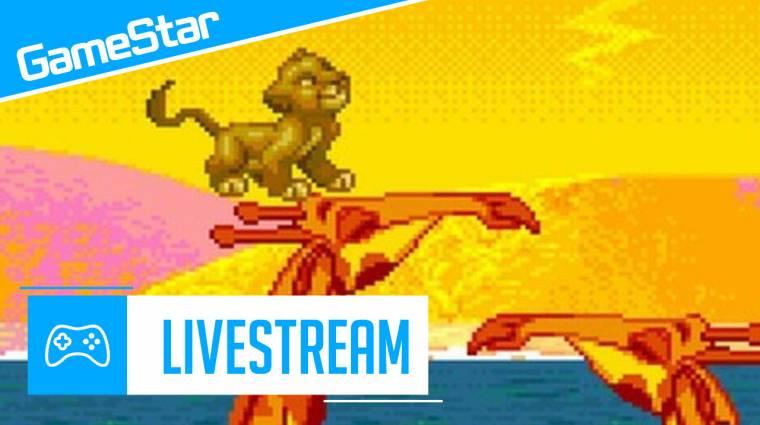 Lion King retro livestream - Hakuna Matata bevezetőkép