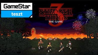 Stranger Things 3: The Game teszt – tótágast állunk tőle