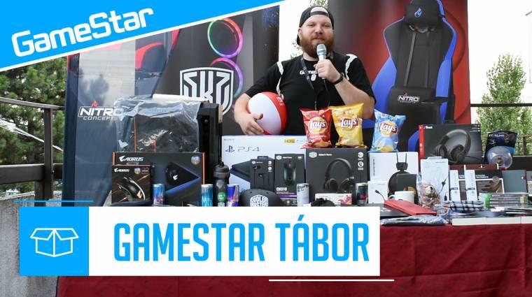 Ez a rengeteg ajándék mind a GameStar tábor lakóira vár bevezetőkép