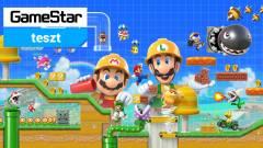 Super Mario Maker 2 teszt - és lőn Mario! kép