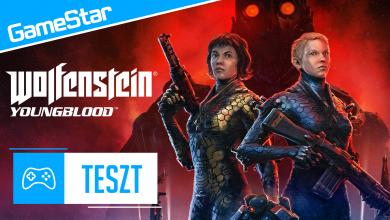 Wolfenstein: Youngblood videóteszt - Párizst látni kell?