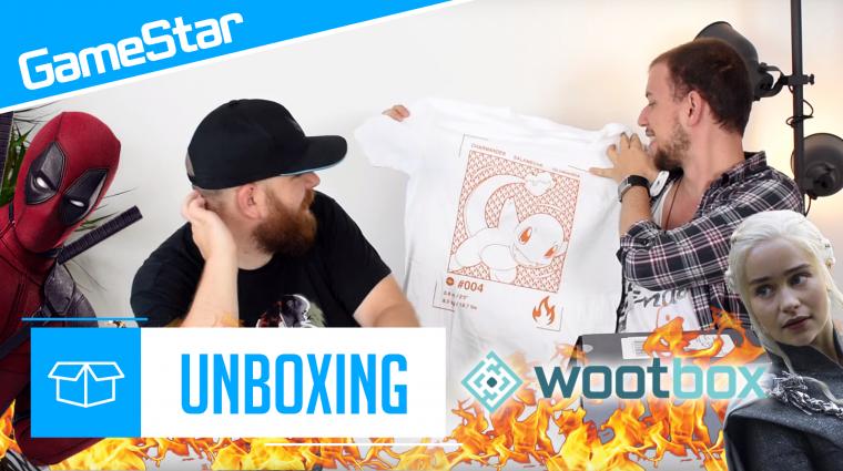 Wootbox július unboxing - tűzforró cuccokat bontottunk bevezetőkép